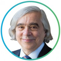 Ernest Moniz - U.S. Secretary of Energy (2013–2017) -