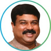 H.E. Dharmendra Pradhan - Minister of Petroleum & Natural Gas - Ministry of Petroleum & Natural Gas, India