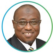 Dr. Maikanti Baru - Group Managing Director - Nigerian National Petroleum Corporation (NNPC)