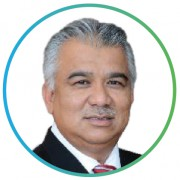 Dzafri Sham Ahmad - Vice President, Group Health, Safety, Security & Environment (GHSSE) - PETRONAS