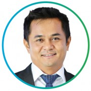 Mohd Redhani Abdul Rahman - Head Of Global Exploration New Ventures - PETRONAS