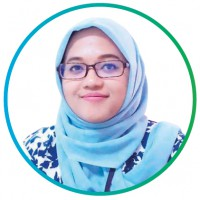 Nadia Pinandita Praramadhani - Junior Human Capital Business Partner - Pertamina